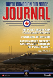 The Royal Canadian Air Force Journal №3 2016