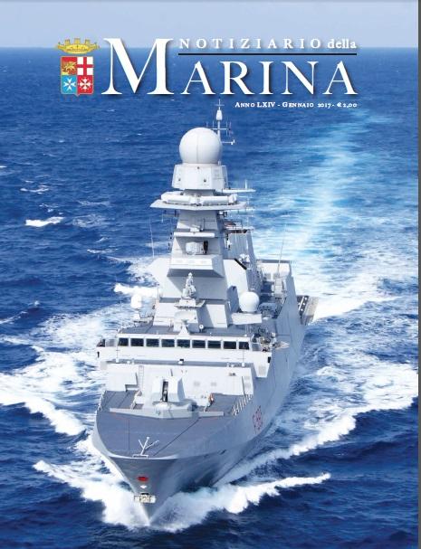 Notiziario della Marina №1 2017