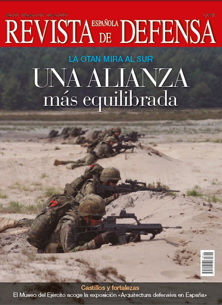 Revista Espanola de Defensa №337