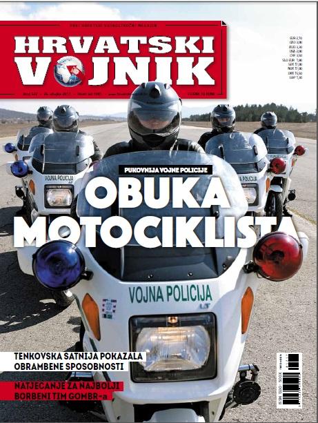 Hrvatski vojnik № 522