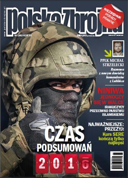 Polska Zbrojna №1 2017