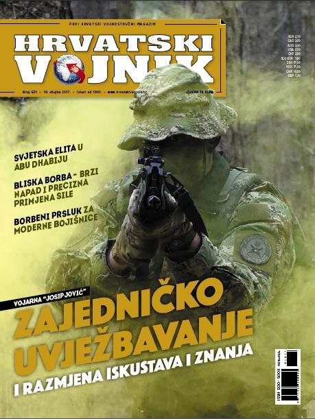 Hrvatski vojnik № 521