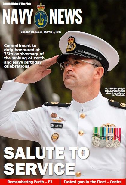 Navy News №3 от 09.03.2017