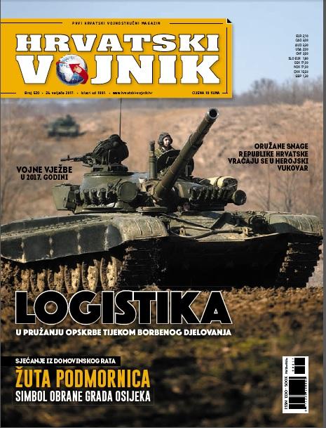 Hrvatski vojnik № 520