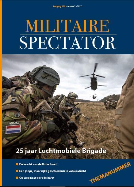 Militaire Spectator №2 2017