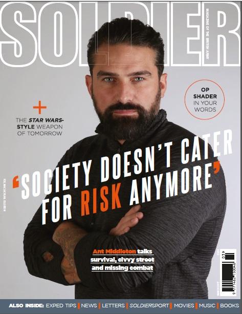 Soldier Magazine №3 2017