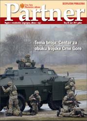 Partner - журнал МО Черногории