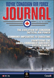 The Royal Canadian Air Force Journal №4 2016