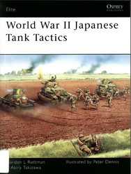 World War II Japanese Tank Tactics