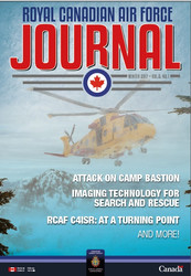 The Royal Canadian Air Force Journal №1 2017