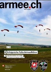 armee.ch Chef der Armee №2 2015