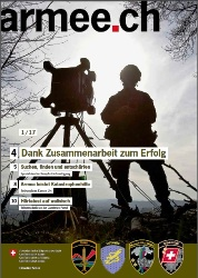 armee.ch Chef der Armee №1 2017