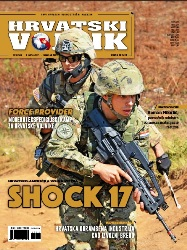 Hrvatski vojnik (Хорватский солдат) - Журнал министерства обороны Хорватии