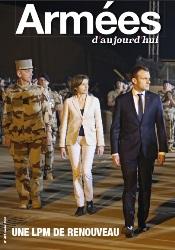 Armees d'aujourd'hui - журнал МО Франции