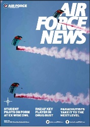 Air Force News №199 2018