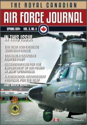 The Royal Canadian Air Force Journal №2 2014