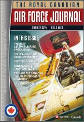 The Royal Canadian Air Force Journal №3 2014