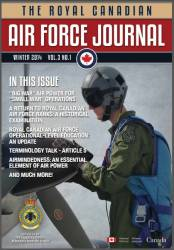 The Royal Canadian Air Force Journal №1 2014