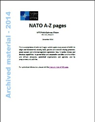 NATO A-Z pages