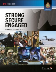Strong, Secure, Engaged: Canada's Defence Policy 2017