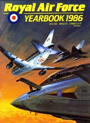 Royal Air Force Yearbook 1986