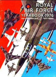 Royal Air Force Yearbook 1976