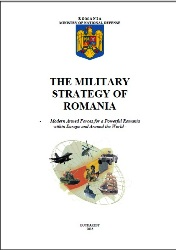 Military Strategy of Romania 2016