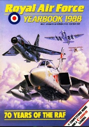 Royal Air Force Yearbook 1988