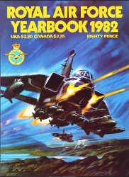 Royal Air Force Yearbook 1982