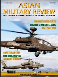 Журнал Asian Military Review №1 2018