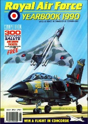 Royal Air Force Yearbook 1990