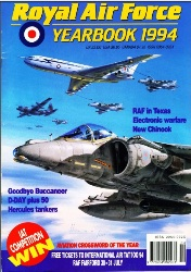Royal Air Force Yearbook 1994