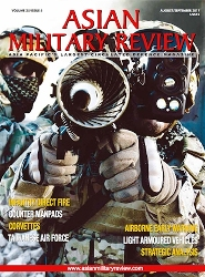 Журнал Asian Military Review №5 2017