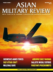 Журнал Asian Military Review №7 2016