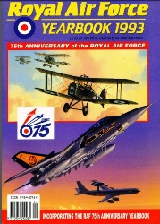 Royal Air Force Yearbook 1993