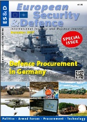 European Security & Defence Special Issue: Defence Procurement in Germany