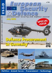 European Security & Defence - Special Issue: Defence Procurement in Germany