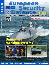 European Security & Defence №2 2018