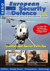 European Security & Defence №1 2018