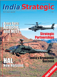 India Strategic №6 2017
