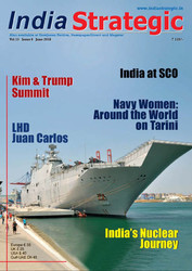 India Strategic №6 2018