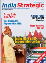 India Strategic №8 2017