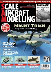 Scale Aircraft Modelling №1 2016