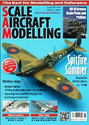 Scale Aircraft Modelling №8 2015