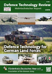 Defence Technology for German Land Forces 2018