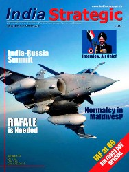 India Strategic №10 2018