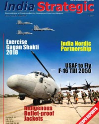 India Strategic №5 2018