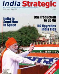 India Strategic №8 2018