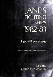 Jane's Fighting Ships 1982-83