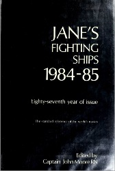 Jane's Fighting Ships 1984-85